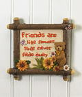 Friends Wall Tile