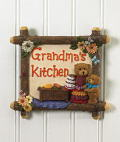 Grandma's Kitchen Wall Tile