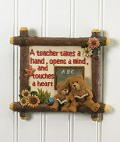 Teacher's Hand Wall Tile