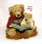 Ted and Teddy