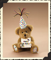 Happy B Bear